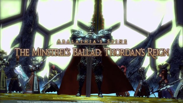 Final Fantasy XIV: Dungeons/Trials/Raids