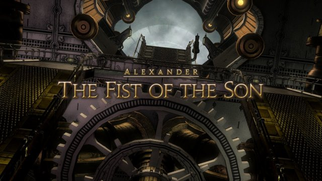 Final Fantasy XIV: Heavensward - The Fist of The Son (DRK)