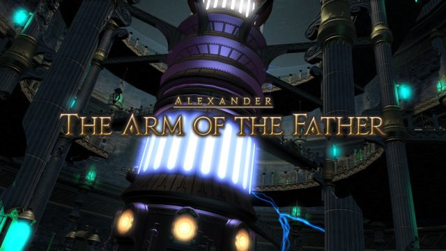 Final Fantasy XIV: Heavensward - Alexander - The Arm of The Father (DRK)