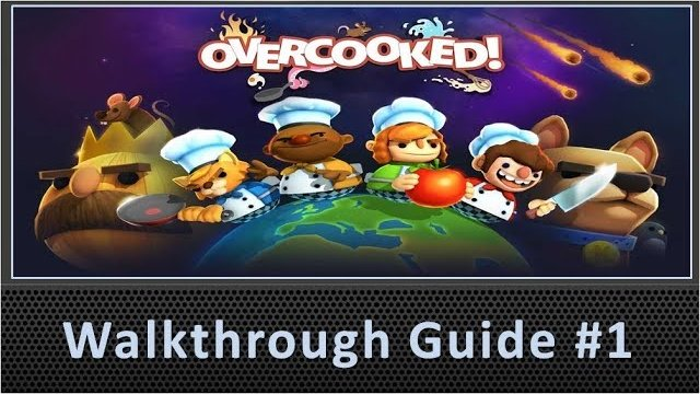 Lets Play Overcooked