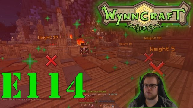 "Let's Play Wynncraft Episode 114 ""Mixed Feelings"""