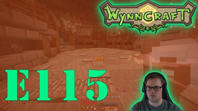 "Let's Play Wynncraft Episode 115 ""Mixed Feelings Part 2. And A Grinding Spot"""