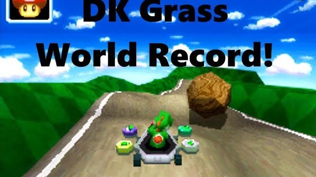 Mario Kart DS World Records & German Records