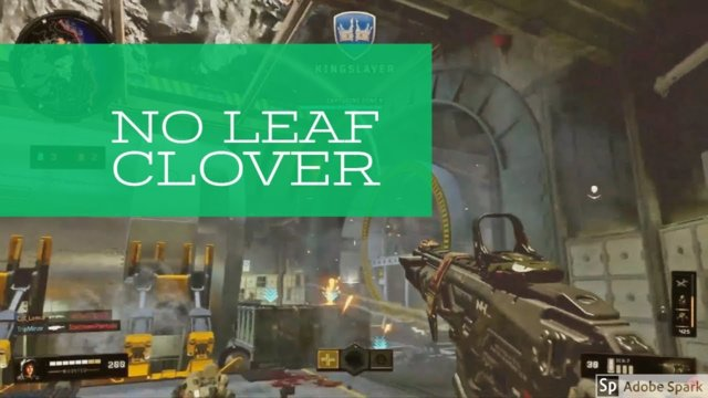 #BO4 #BLACKOPS4 #CALLOFDUTY #GAMING letplay with derwingamer2 :  no leaf clover