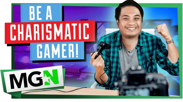 Content Creator Topics: Be more Charismatic.| Games on Queue | MGN (2019)