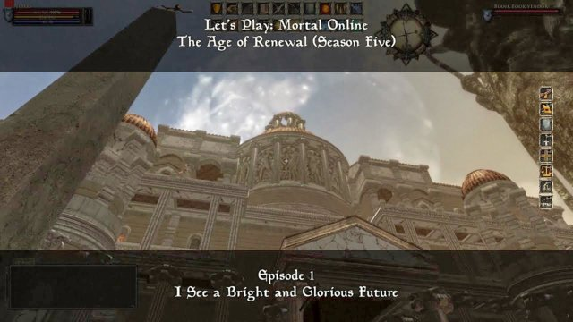 Episode 1: I See a Bright and Glorious Future | Let's Play: Mortal Online - Season Five