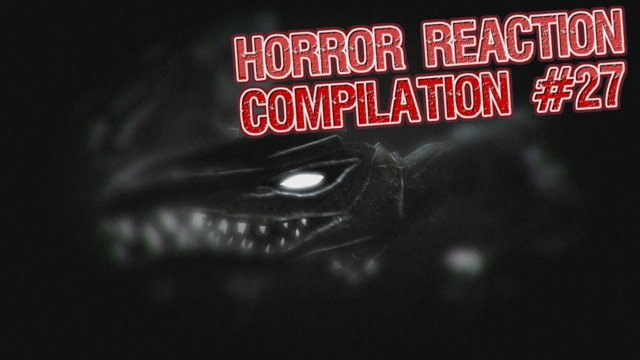 Horror Reaction Compilation 27