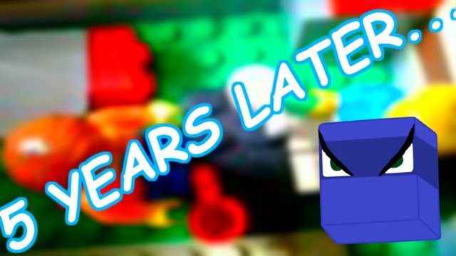 5 years later...LEGO movie ep.1 redo